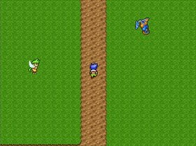 完全新作RPG 戦闘体験版 Game Screen Shot3