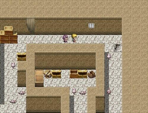 クエスト:さくらんぼの塔 Game Screen Shot4