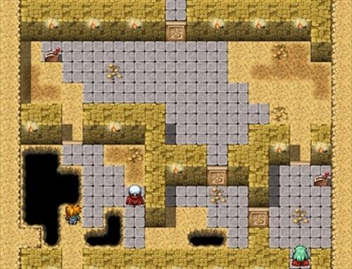 サクラメント Game Screen Shot4