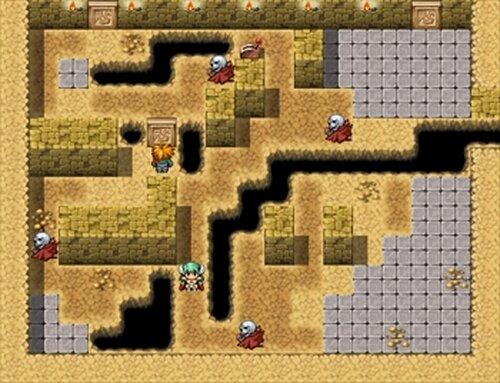 サクラメント Game Screen Shots