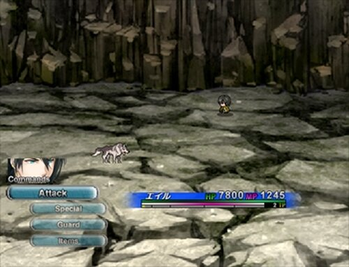 Invasion of Dimension Game Screen Shot2
