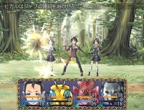 神様の遊戯 Game Screen Shot3