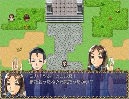 神様の遊戯 Game Screen Shots