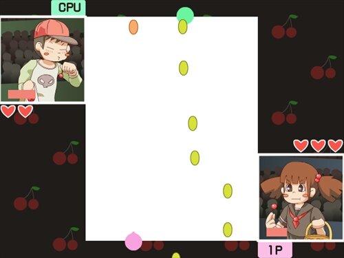さくらんぼの種バトル選手権世界大会決勝 Game Screen Shot1