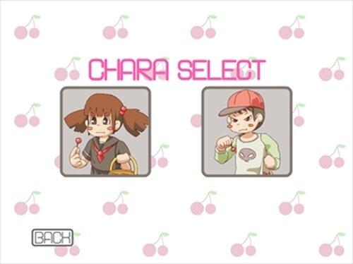 さくらんぼの種バトル選手権世界大会決勝 Game Screen Shot3