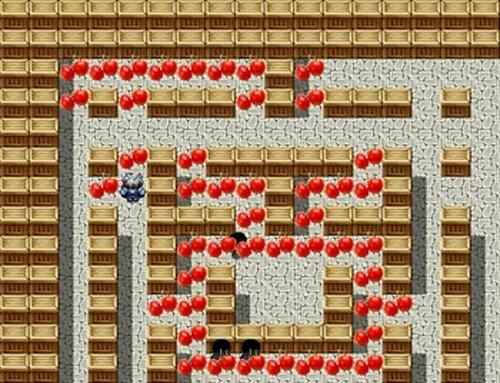 さくらんぼパックマン Game Screen Shots