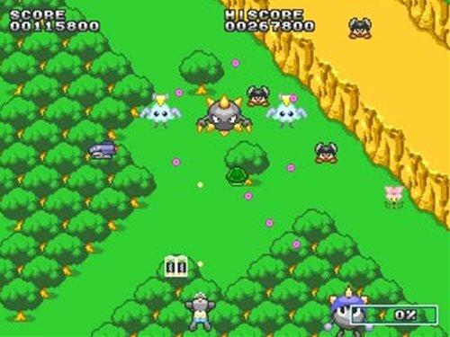 家庭用電池駆動海 Game Screen Shot1