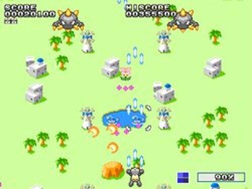 家庭用電池駆動海 Game Screen Shots