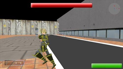 Siege Annihilation Game Screen Shot1