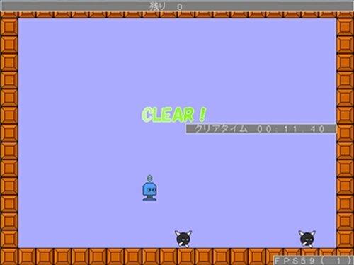 バネくん Game Screen Shot3