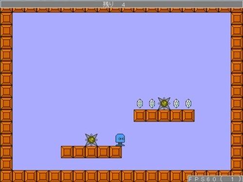 バネくん Game Screen Shot5