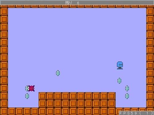 バネくん Game Screen Shots