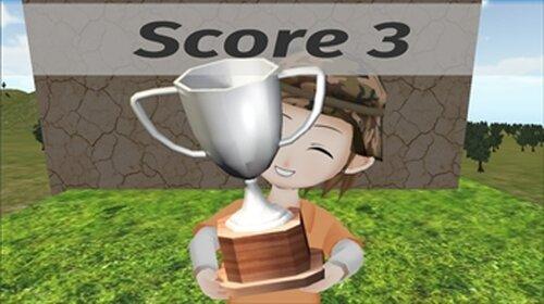 ぶっとび! カノンゴルフ Game Screen Shot3