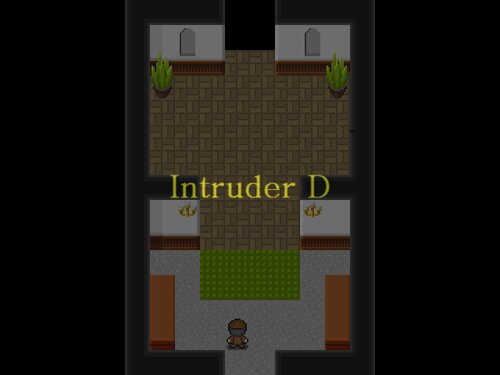 Intruder D Game Screen Shot1