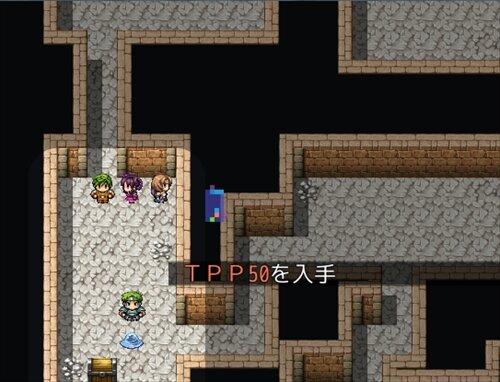 塔への挑戦者たち Game Screen Shot