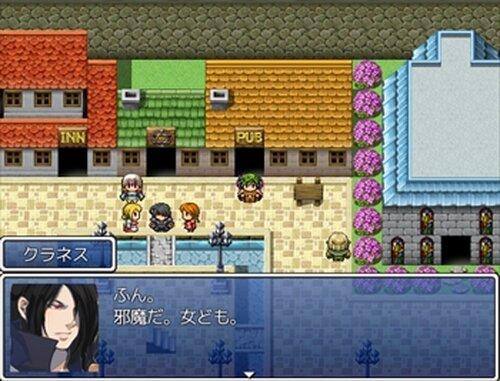 塔への挑戦者たち Game Screen Shot2