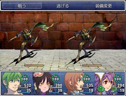 塔への挑戦者たち Game Screen Shot5