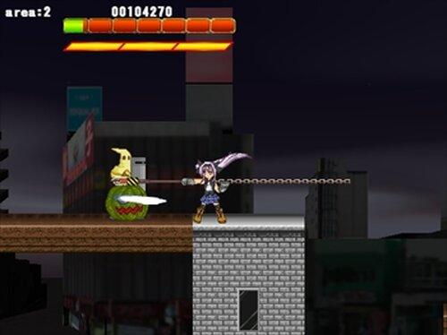 箱入り電撃娘 Game Screen Shot4