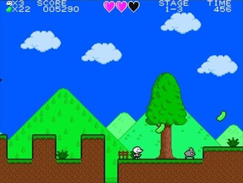モロコシくんの冒険~おおきなイモといたずらドラゴン~ Game Screen Shots