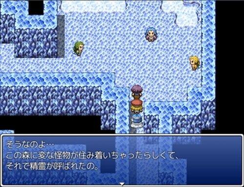 精霊様を追え! Game Screen Shot4