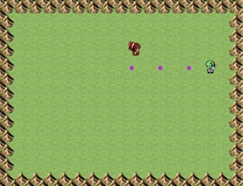 大妖精VS博麗霊夢 Game Screen Shot2