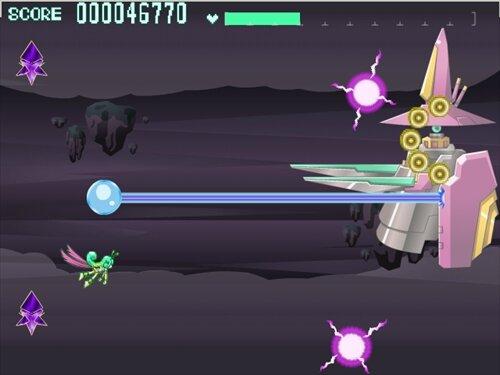 ウーディーナ Game Screen Shot1