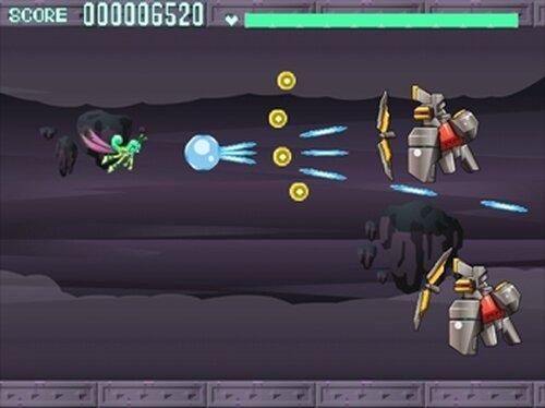 ウーディーナ Game Screen Shot3