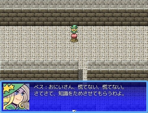 エルゼナート Game Screen Shot5