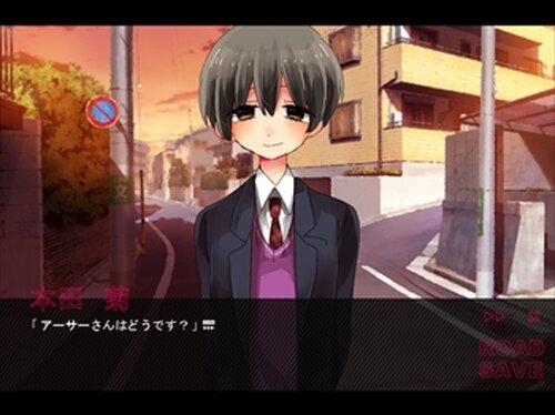 本田と話すオレのゲーム Game Screen Shots
