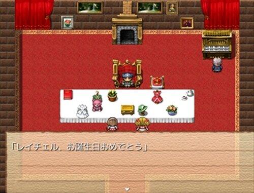 レイチェルと魔法のロボット Game Screen Shot2