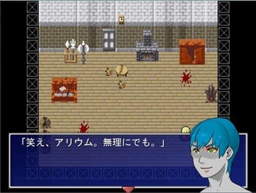 鏡月恋花抄 Game Screen Shot1