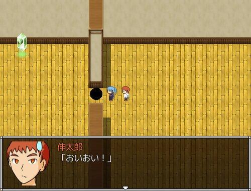 幽霊学校 Game Screen Shot2