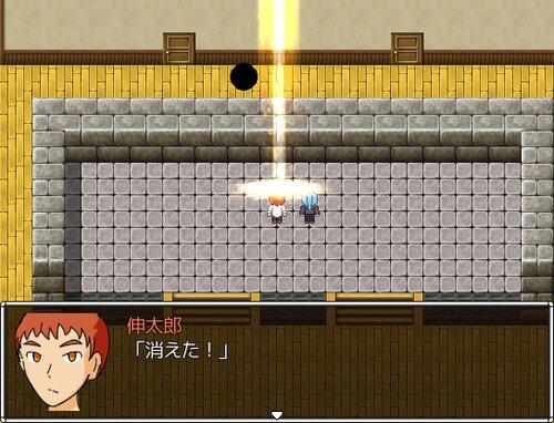 幽霊学校 Game Screen Shot3