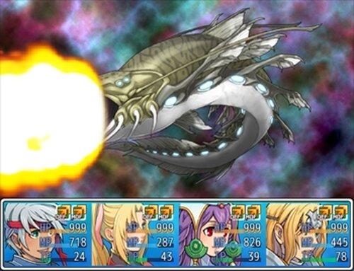 繰り返される戦い Game Screen Shots