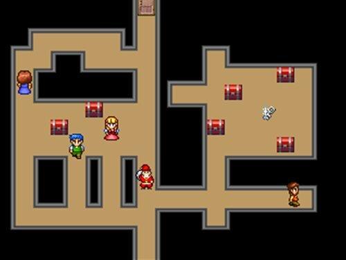 ドリームクリスマス Game Screen Shot1