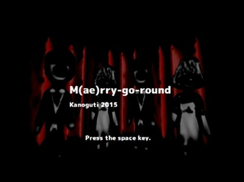 M(ae)rry-go-round Game Screen Shot2