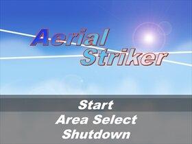 Aerial Striker Game Screen Shot2