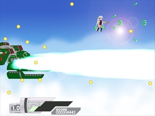 Aerial Striker Game Screen Shot3
