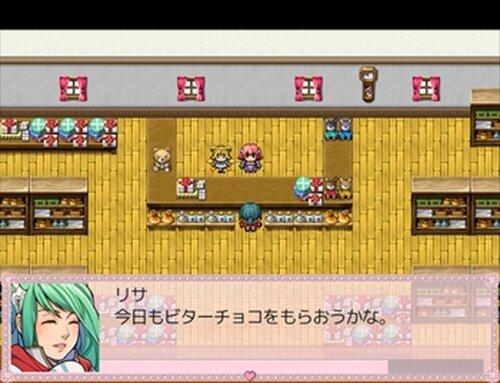 おでかけ♪ショコラ☆エリーヌ☆彡 Game Screen Shot3