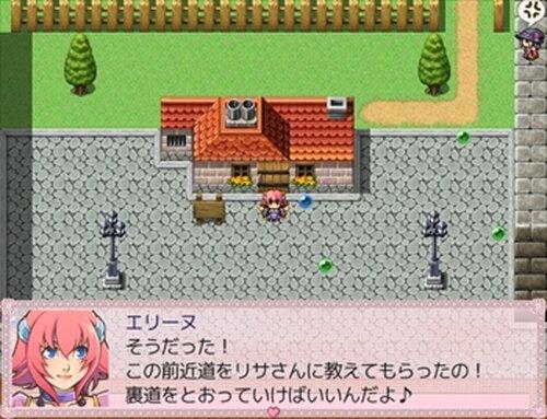 おでかけ♪ショコラ☆エリーヌ☆彡 Game Screen Shot4