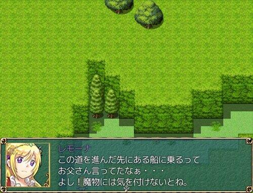 Avance・ストーリー Game Screen Shot1