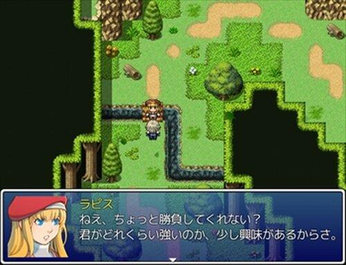 モストルワールド-β版- ver0.04 Game Screen Shot3