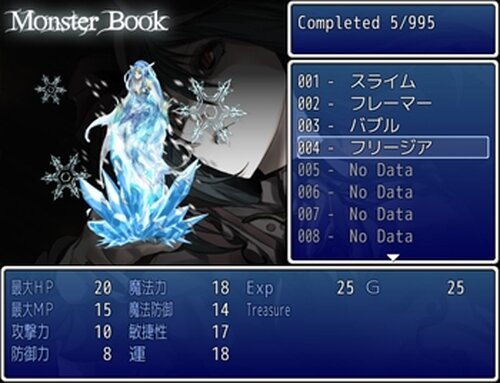 モストルワールド-β版- ver0.04 Game Screen Shot5
