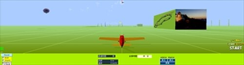 AIR RACE Game Screen Shot2