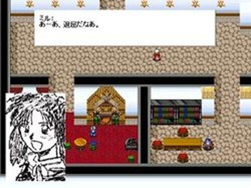 ラーゼルの風 Game Screen Shots