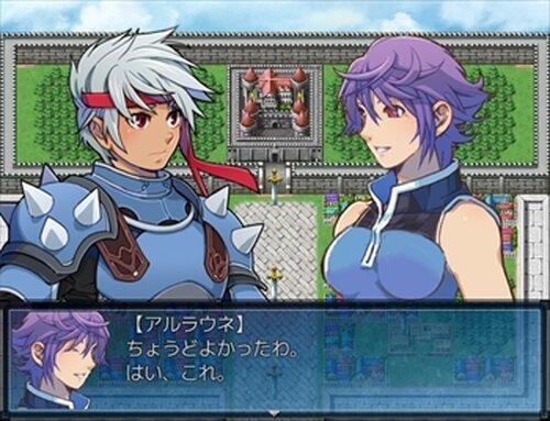 イレヴンナイツ Game Screen Shot3