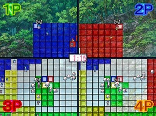 塗ります切ります繋げます。 Game Screen Shot3