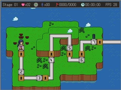 super jumping! Game Screen Shot2
