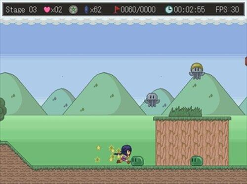 super jumping! Game Screen Shot3