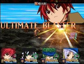 NAMELESS DAYS Game Screen Shot4